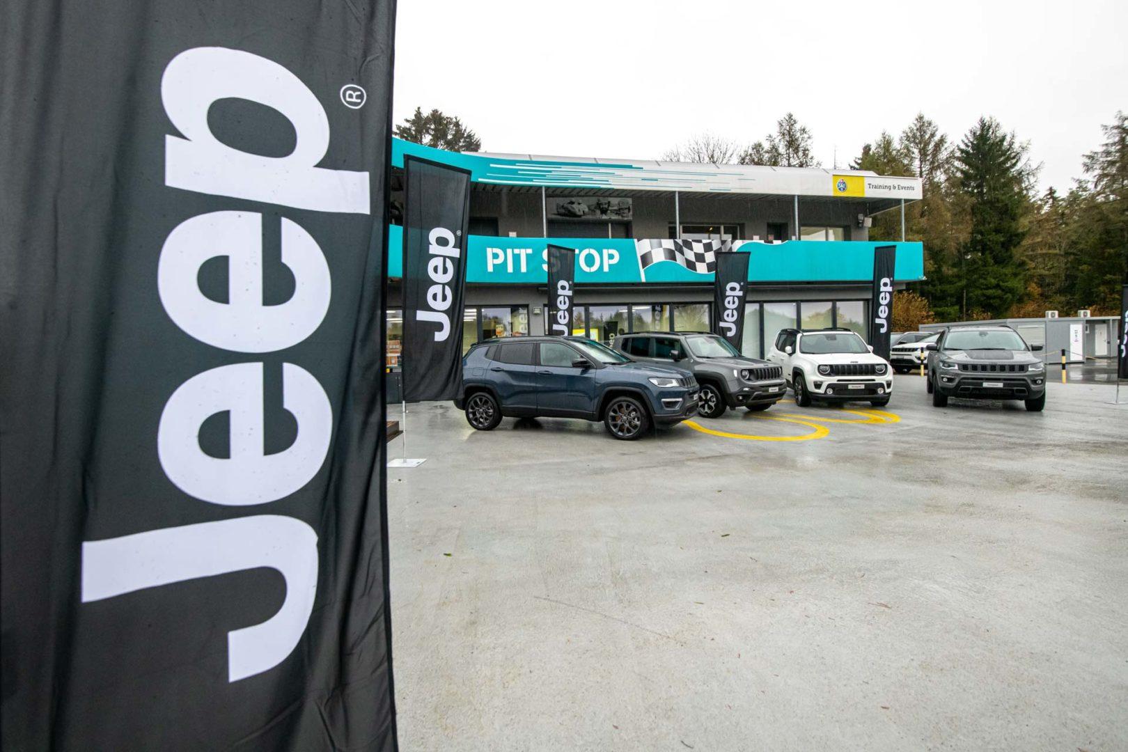 Jeep Compass & Renegade 4xe