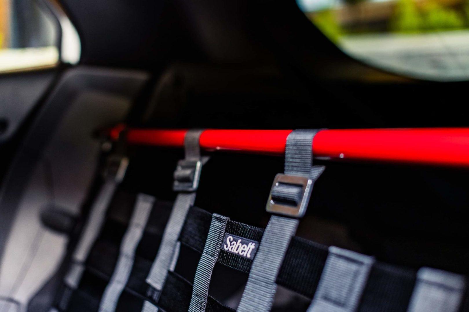 Renault Megane RS Trophy-R Rear Bar
