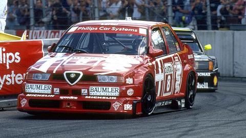 155 V6 Ti DTM