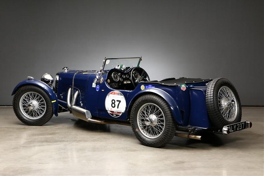Aston Martin market pick 1933