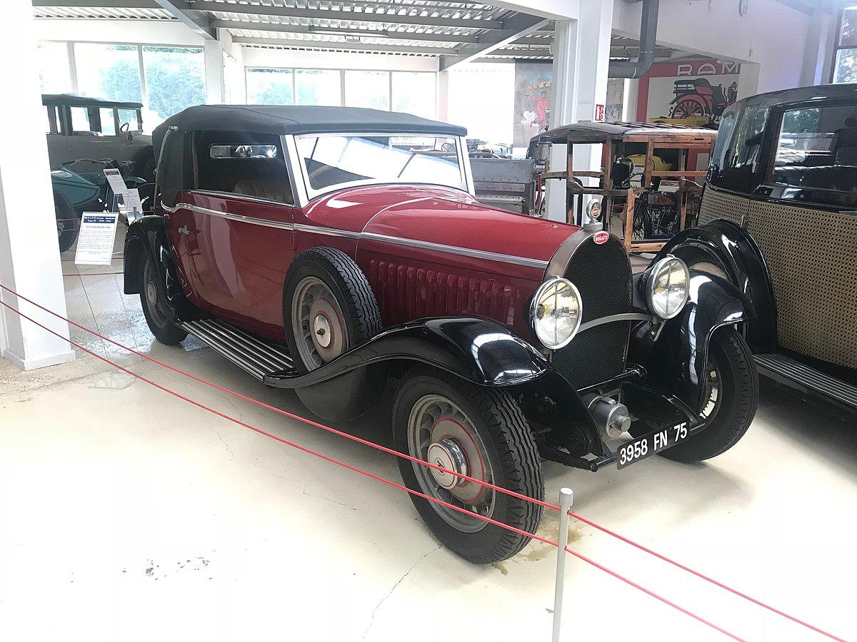 Bugatti market pick 1933
