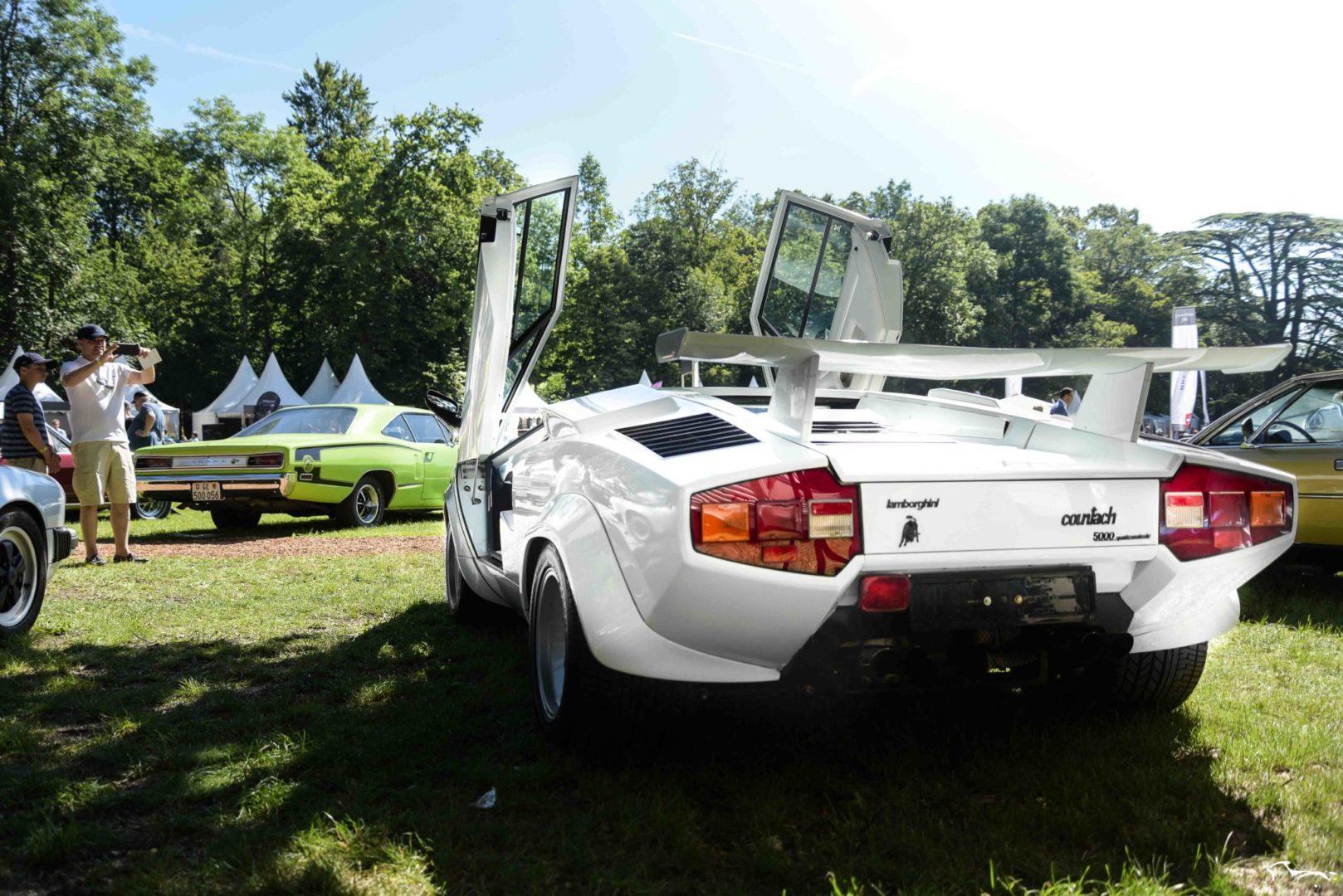 Lamborghini Countach LP500S Quattrovalvole