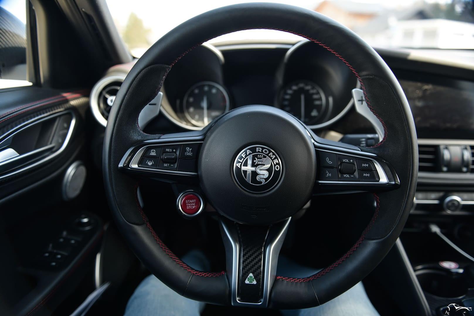 2020 Alfa Romeo Giulia Quadrifoglio Verde