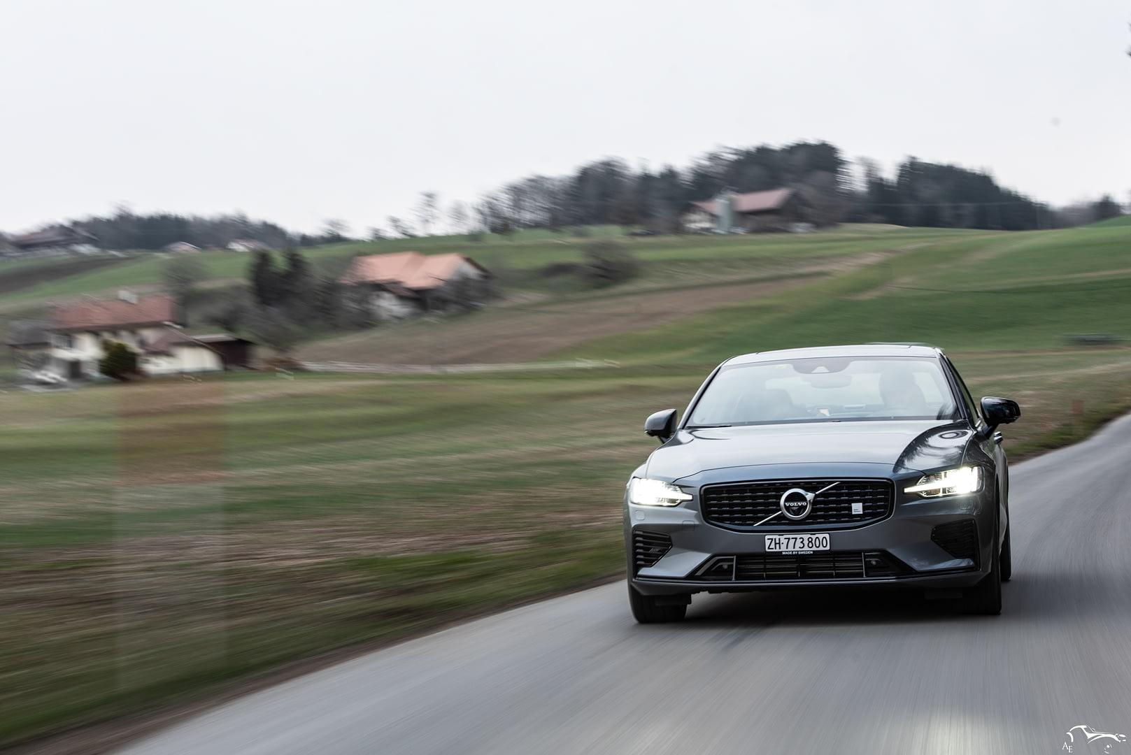 2021 Volvo S60 Polestar