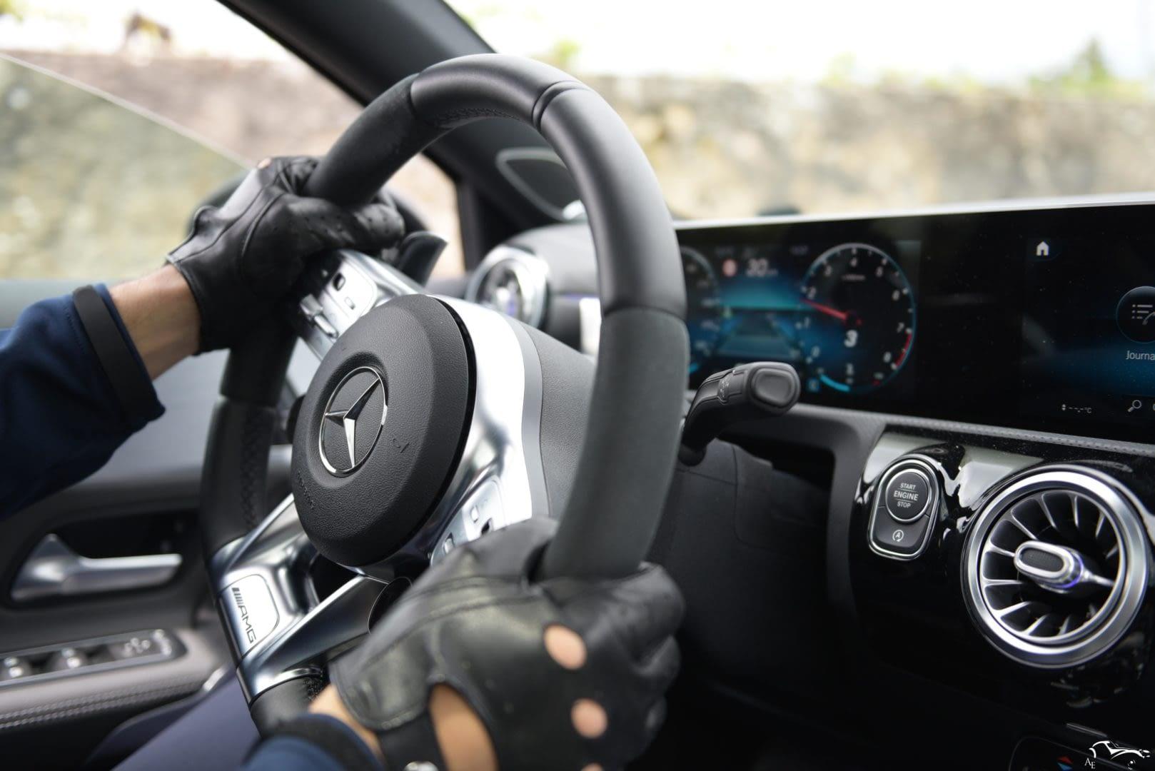 Mercedes-Benz AMG A45S W177