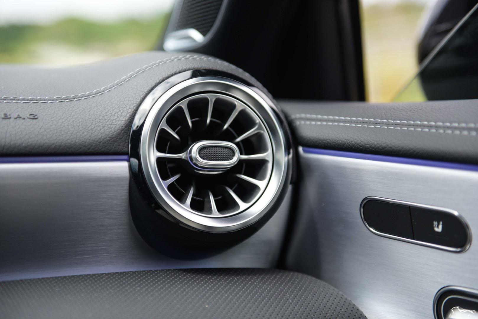 Mercedes-Benz AMG A45S W177 Air vents