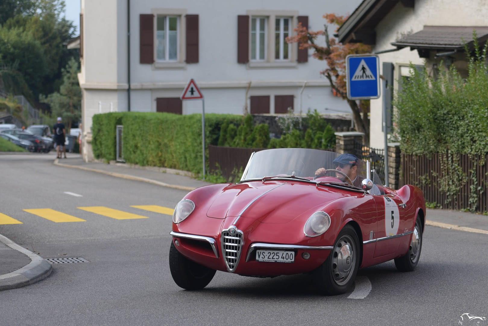 Alfa Romeo Proto Spider Bertone