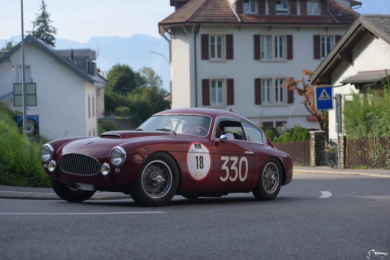 Fiat Ottovu V8 106 SportZagato