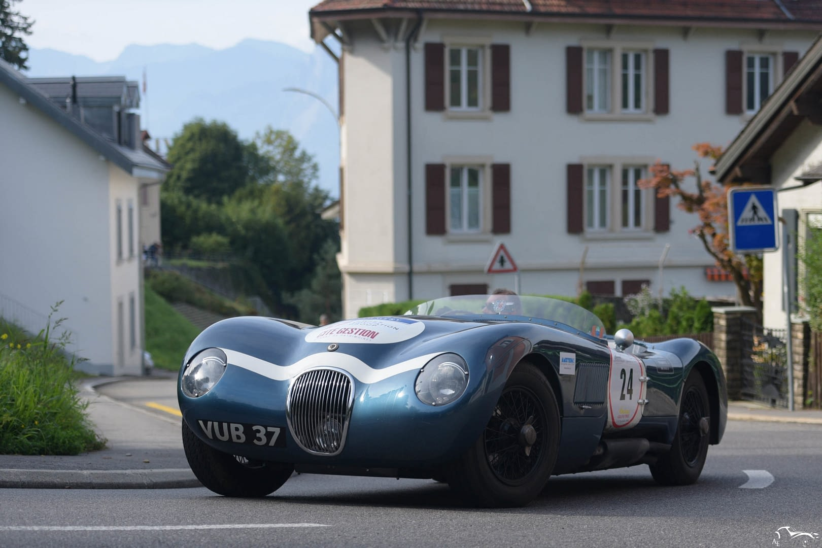 Jaguar C Type Full Aluminum