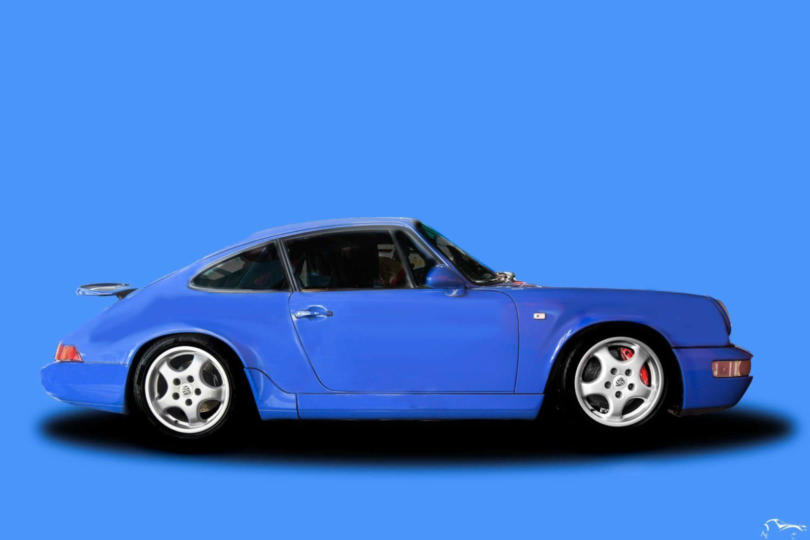 911 Carrera RS
