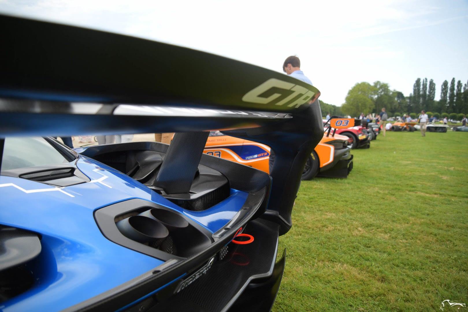 McLaren Senna GTR Chantilly