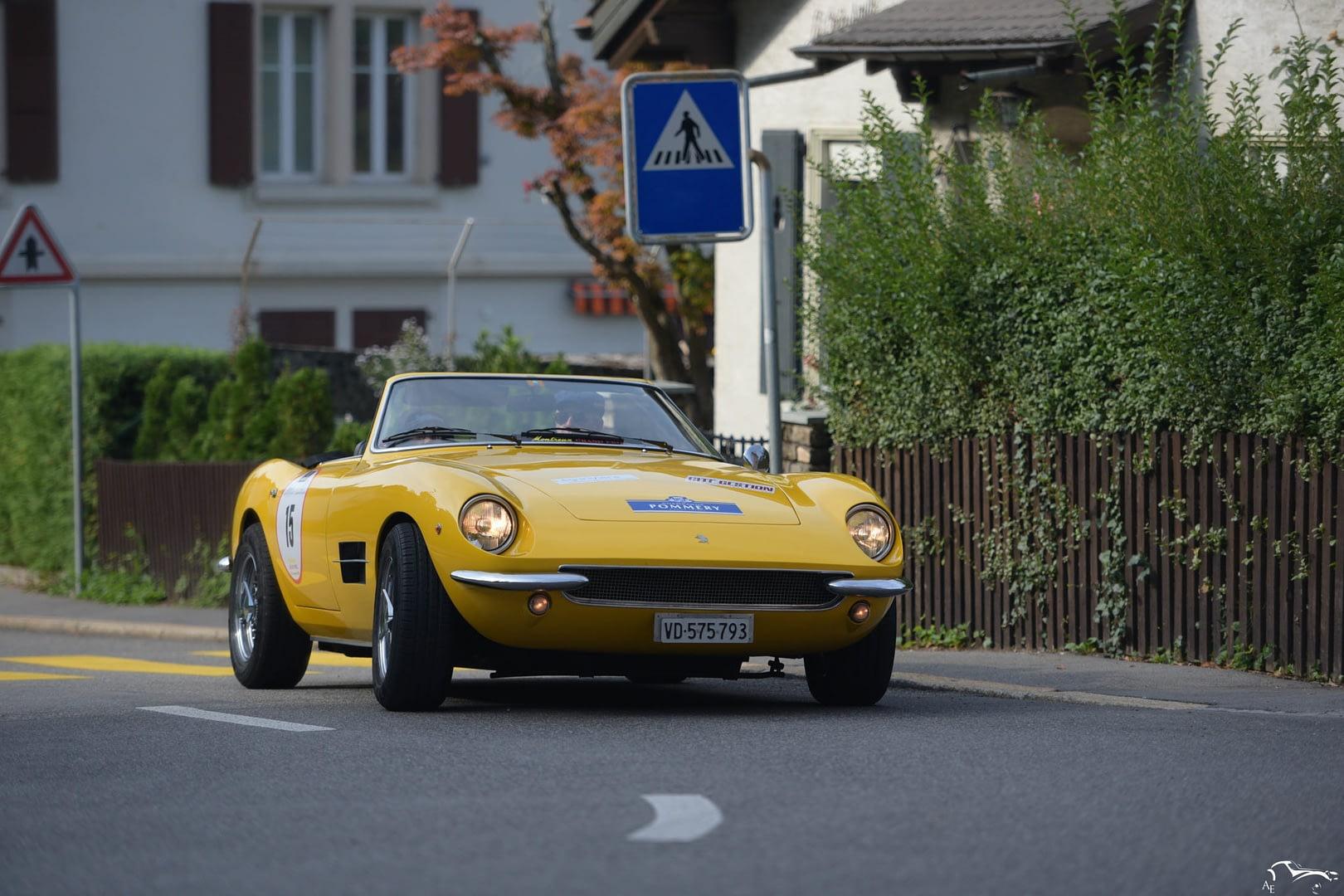 Intermeccanica Italia Spider