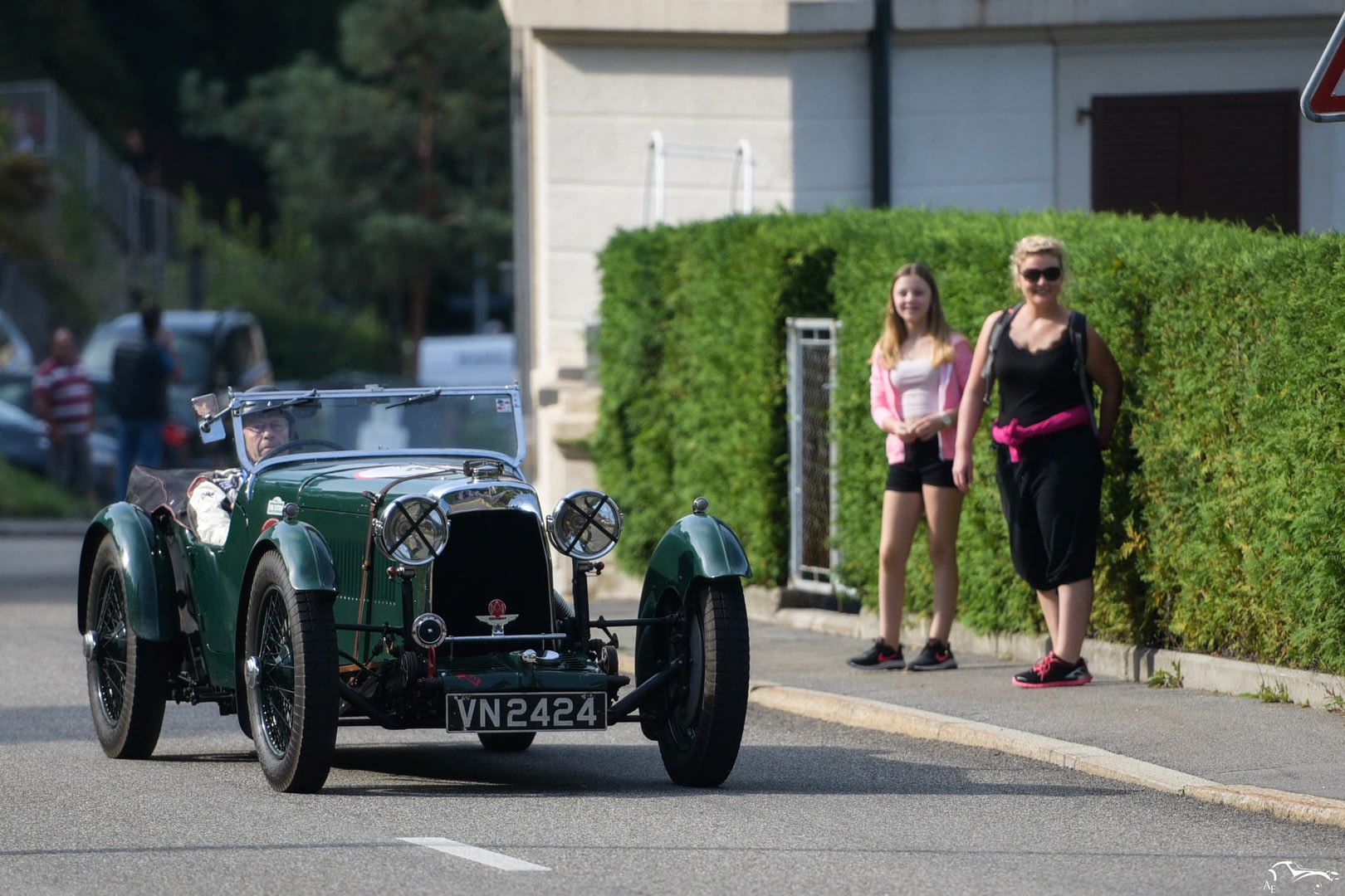 Aston Martin International LM