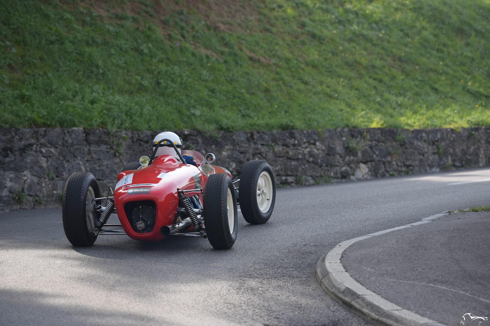 Lotus 18-Maserati F1