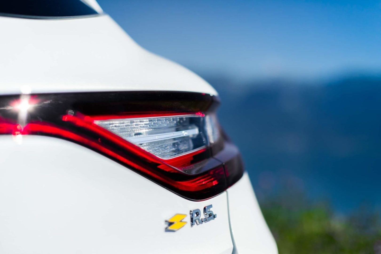 Renault Megane RS Trophy-R Rear Light