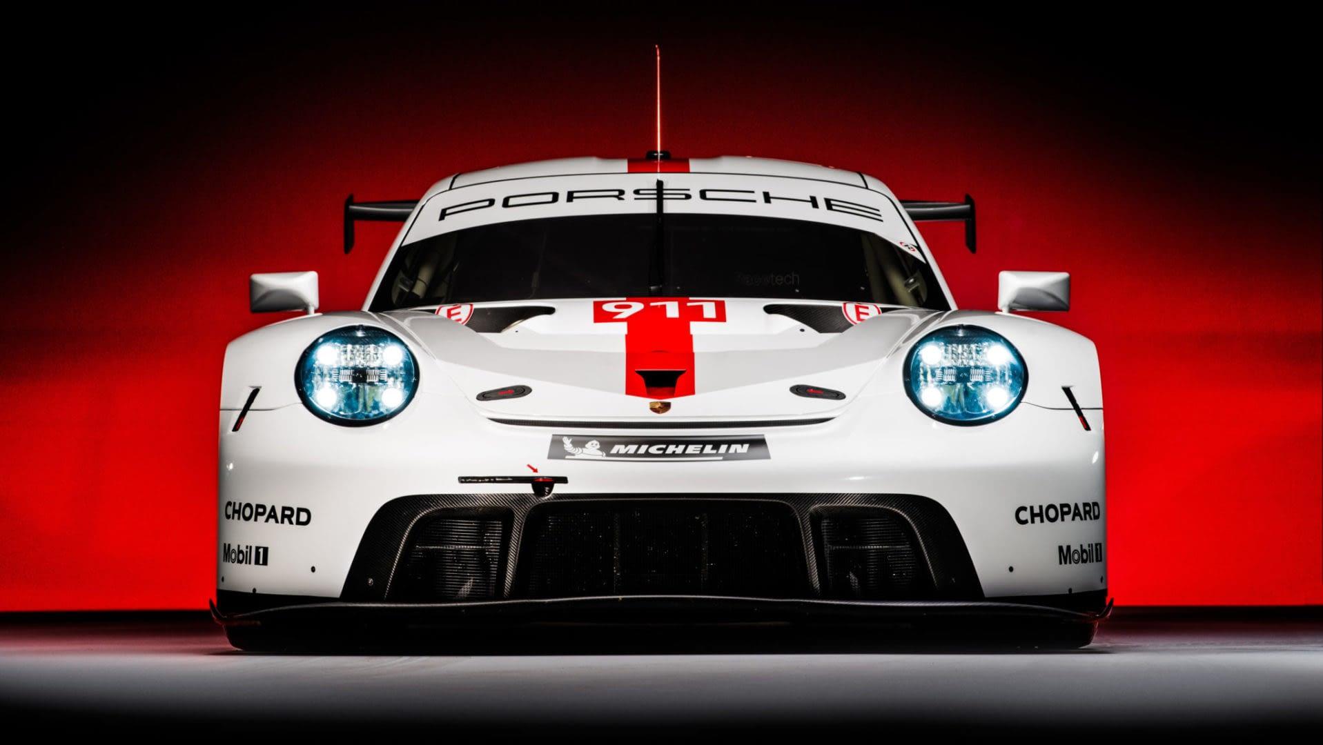 2020 Porsche 911 RSR