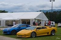 Alpine A110 & Lamborghini Diablo