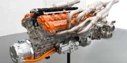 Gordon Murray Automotive T50 Cosworth V12 Engine