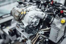 Mercedes AMG turbo