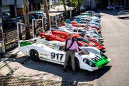 Hans Mezger Porsche 917s