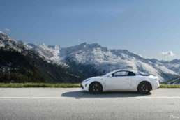 Alpine A110S, Grimsel, Switzerland