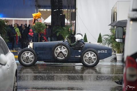 Type 35B R Grand Prix, replica by Pur Sang Argentina (RA)