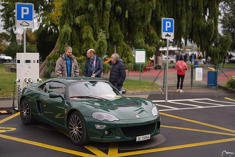British Cars Meeting